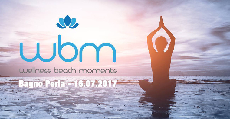 Wellness Beach Moments